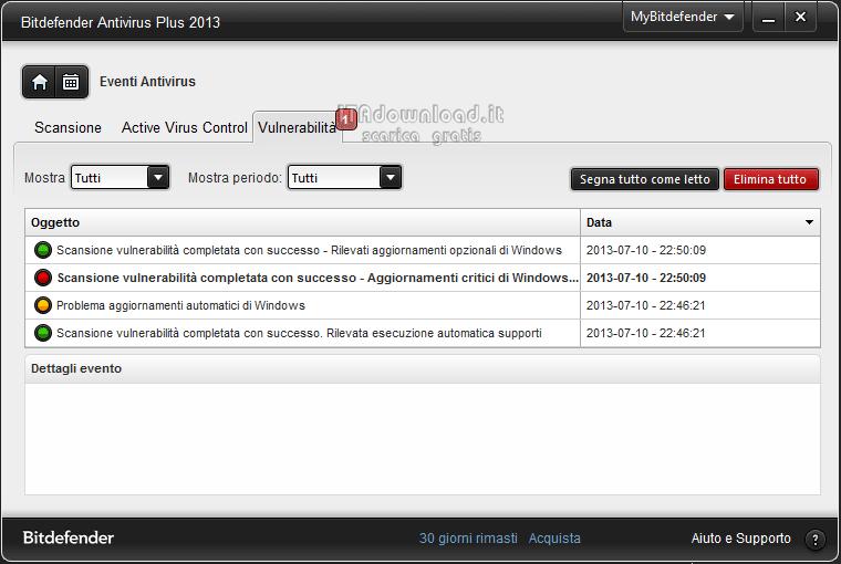 Bitdefender 2013 build 16 18 0 1407