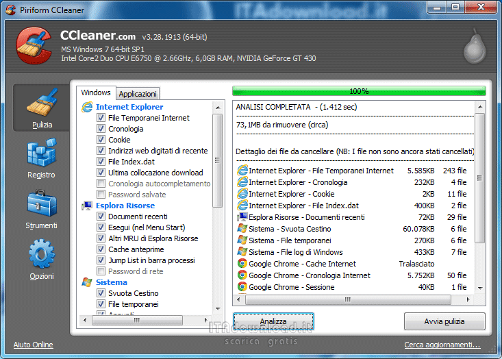 Ccleaner for free windows 10