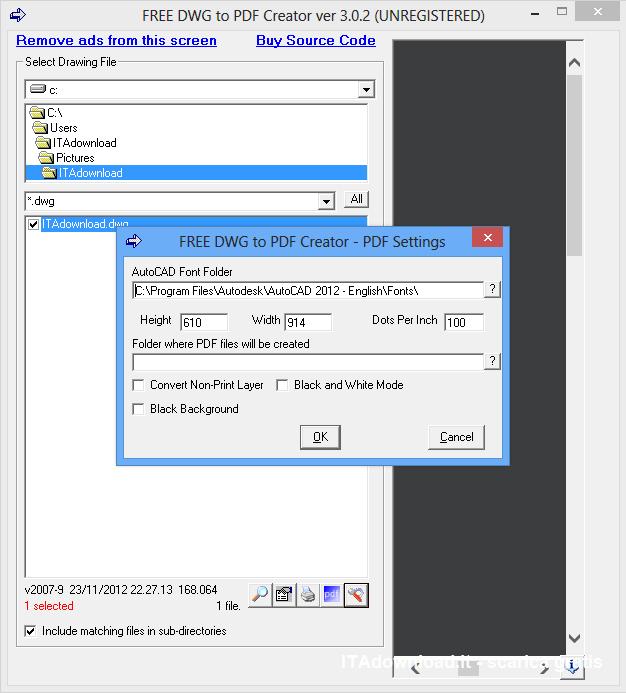 Portable Aide PDF to DWG Converter 100 Rus  Irokkezzru