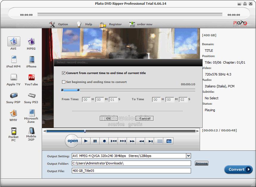 Plato Dvd To Ipod Converter Software - Free Download Plato ...