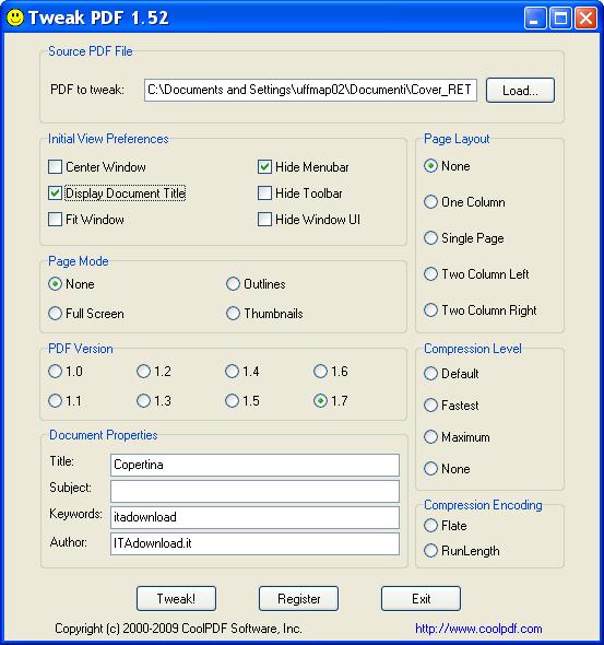 pdf converter gratis download italiano